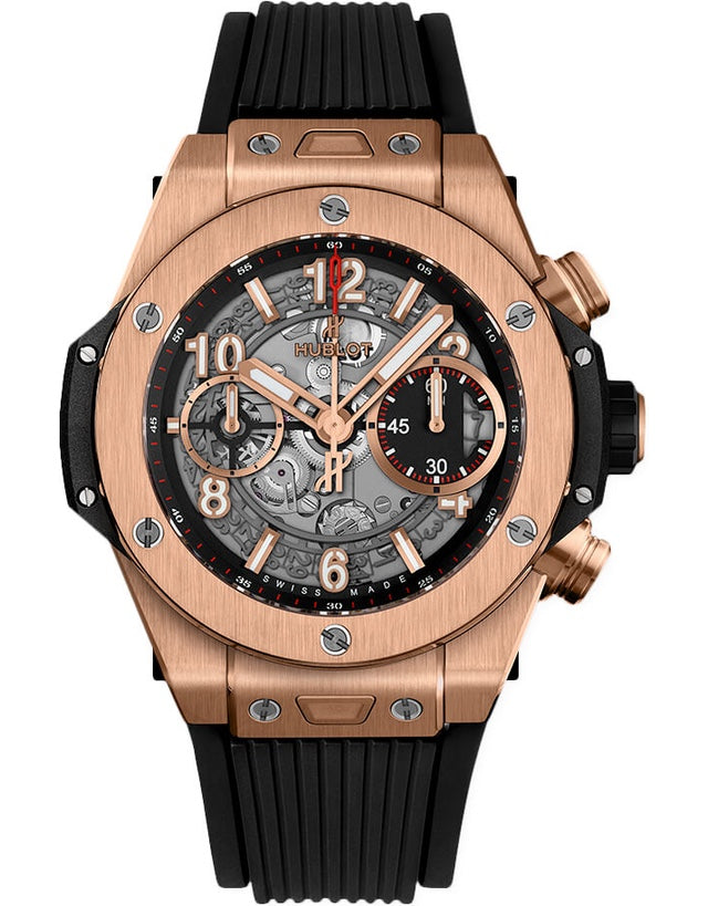 Hublot Big Bang UNICO 42mm Midsize Watch
