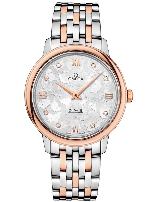 Omega De Ville Prestige 32.7mm Ladies Watch