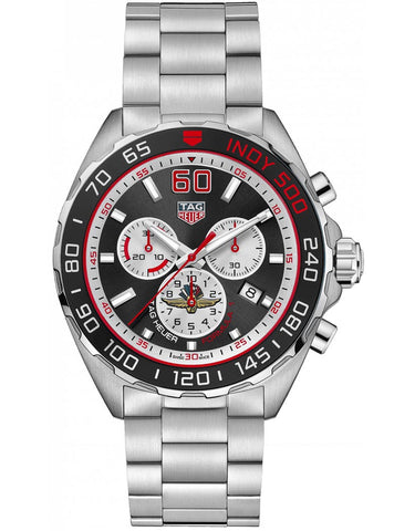 Tag Heuer Formula 1 Indy 500 Chronograph Limited Edition Men's Watch