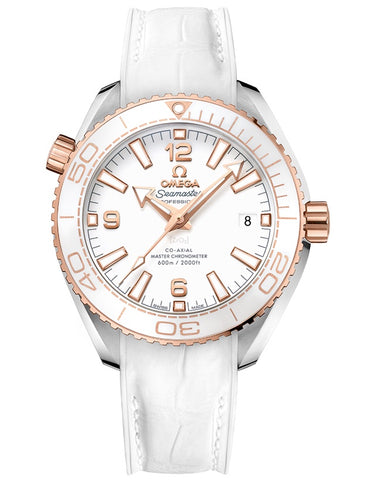 Omega Planet Ocean 600m Co-Axial Master Chronometer 39.5mm Midsize Watch