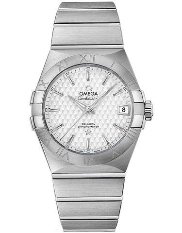 Omega Constellation Co-Axial Automatic 38mm Mens Watch