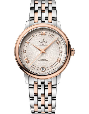 Omega De Ville Prestige 27.4mm Ladies Watch