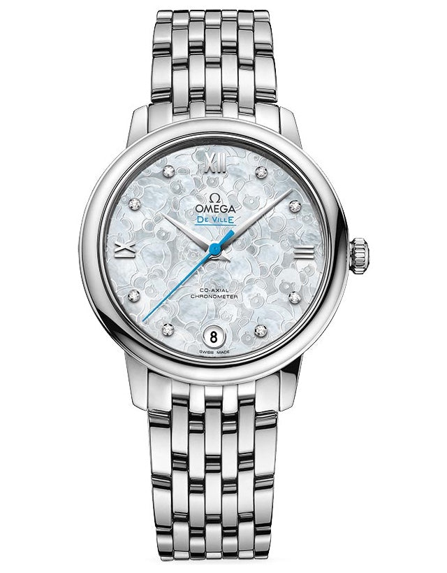 Omega De Ville Prestige Co-Axial 32.7 Ladies Watch