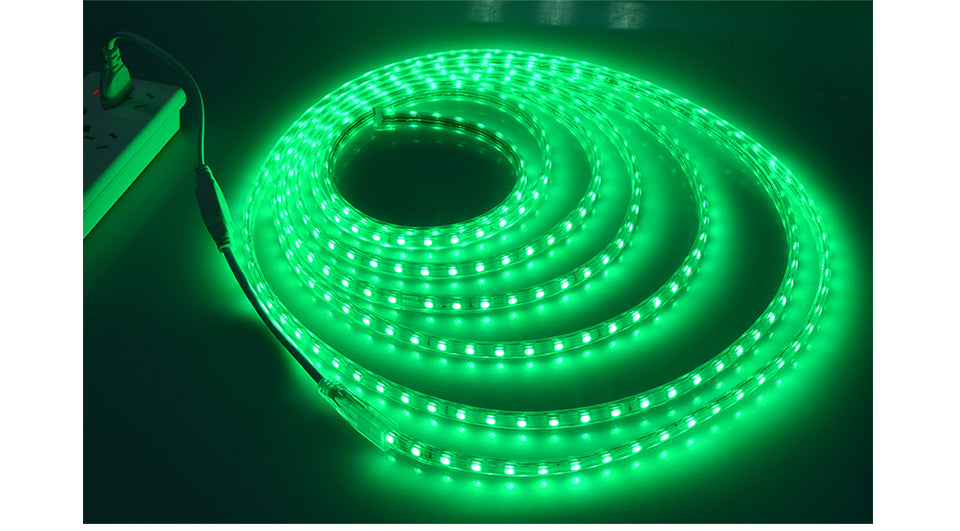 LED Silicone Tube Waterproof 5050 SMD LED Strip Light home decor kitchen US Canada