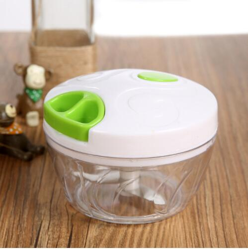 Manual Food Chopper Multi-function Shredder home decor kitchen US Canada