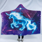 Universe Unicorn Hooded Blanket US Canada