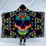 Chaos By Brizbazaar Hooded Blanket US Canada