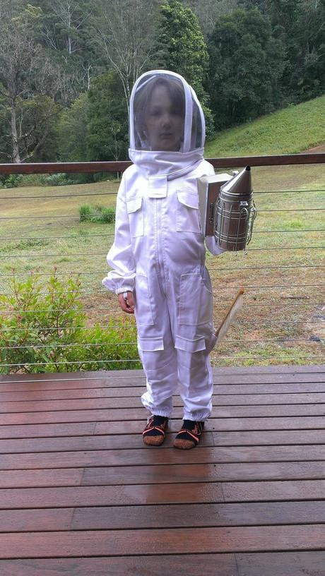 Beekeeping PREMIUM KIDS SIZE Overalls Bee Suit - Childrens Size