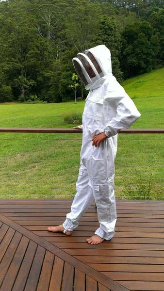 Beekeeping PREMIUM Overalls Bee Suit - Conventional Cotton