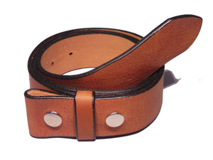 1 3/4 Brown Belt Strap