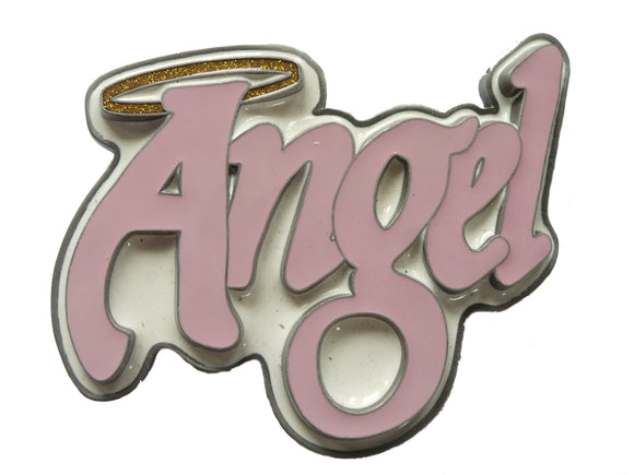 Angel Belt Buckle