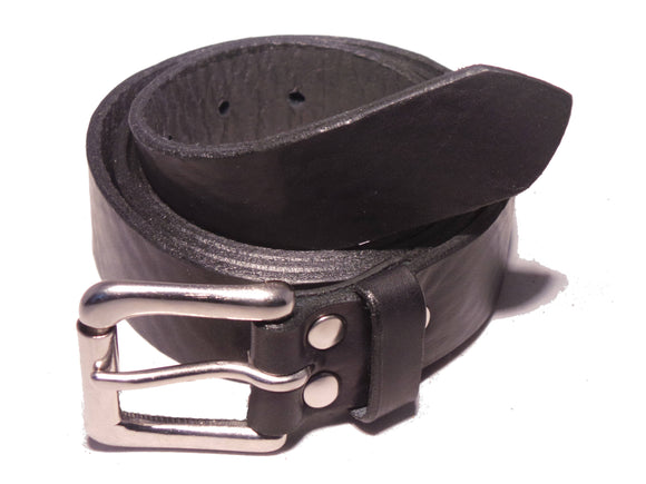 Black Trouser Belt