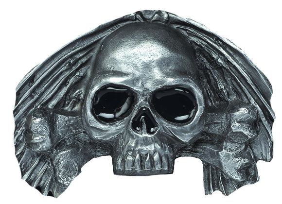Bones and Skull Belt Buckle