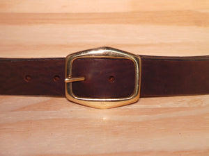 "1 1/4"" Inch Hexagon Buckle"
