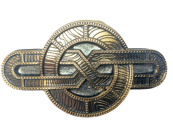 Celtic Eight Belt Buckle