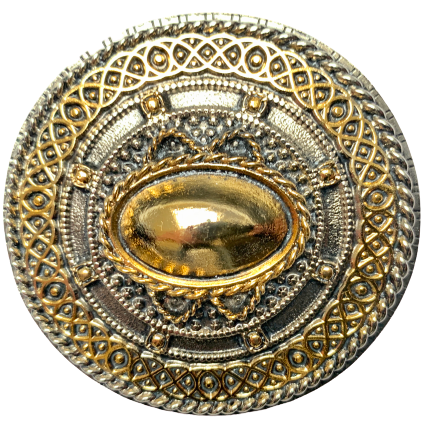 Celtic Round Belt Buckle