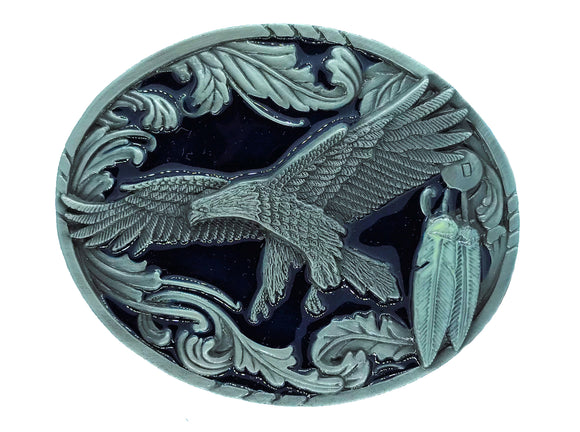 Eagle Head Belt Buckle