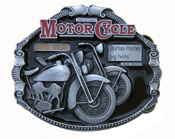 Harley Big Twin Belt Buckle