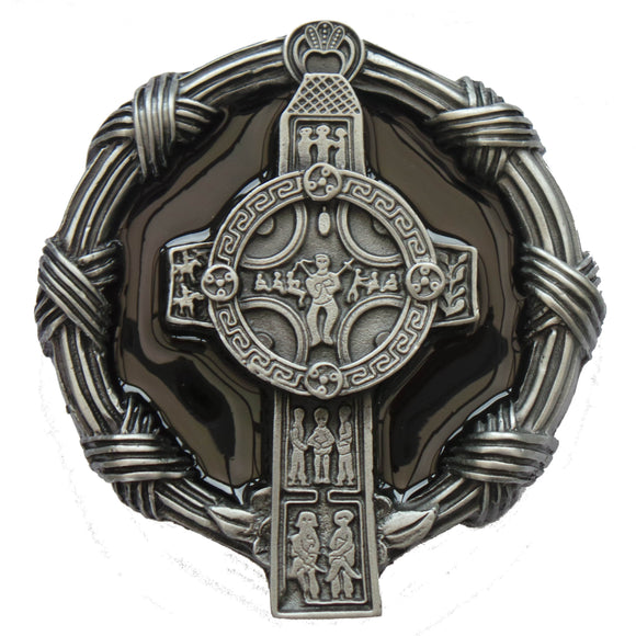 Scriptures Black Belt Buckle