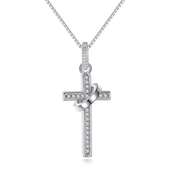 925 Sterling Silver Cross Pendant