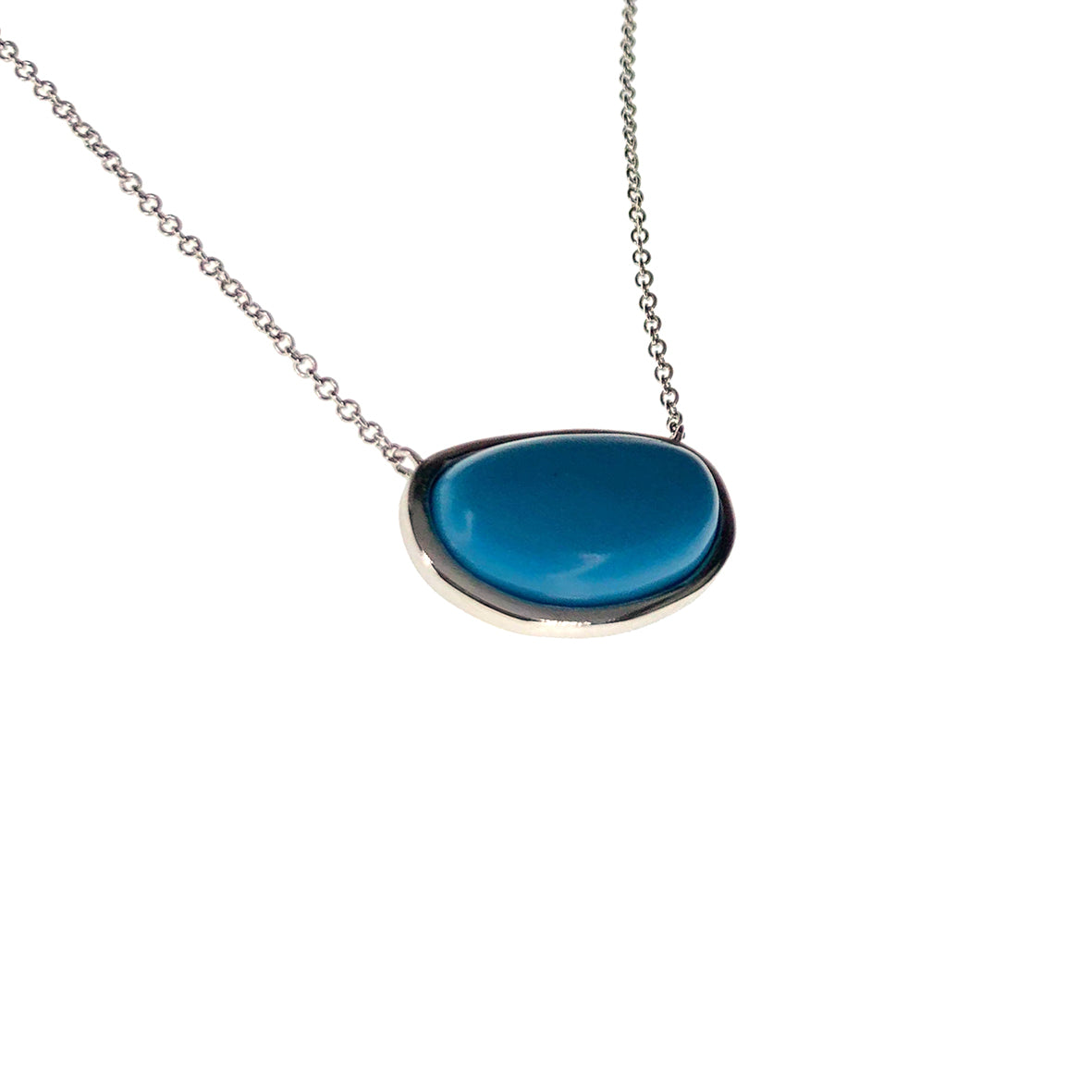 Turquoise - Believe Necklace