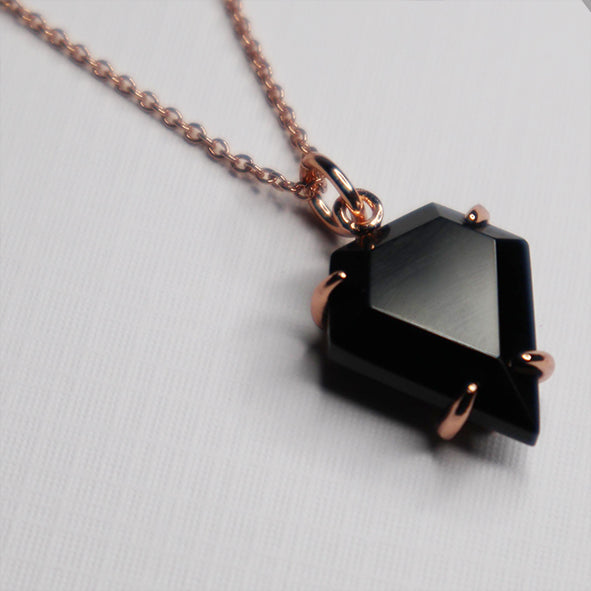 Warrior - Onyx Necklace