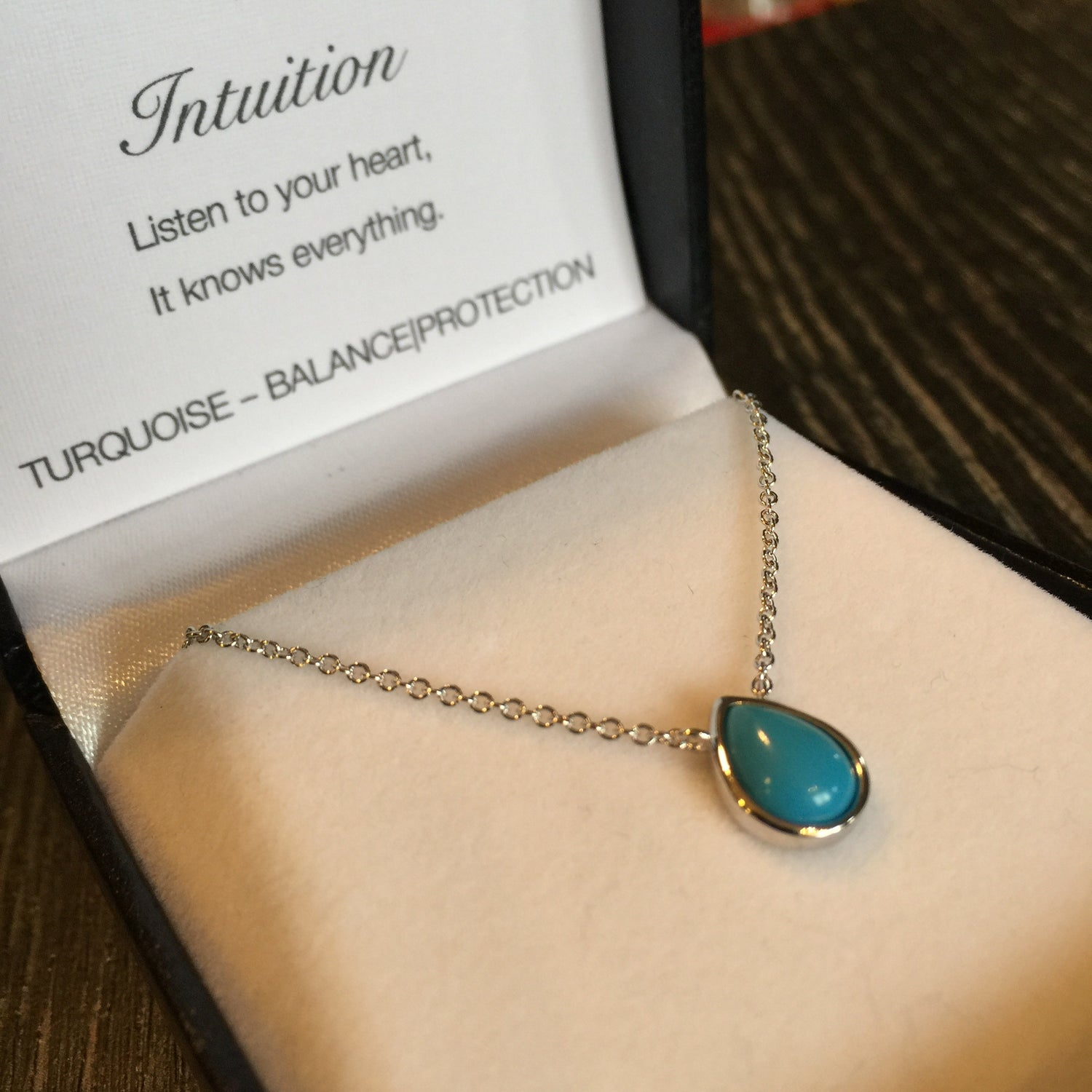 Turquoise - Intuition