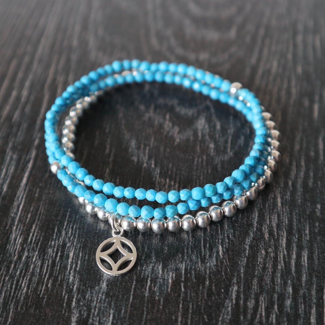 Miracle - Turquoise Stack