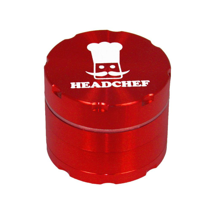 Head Chef Razor Grinder/Sifter 50mm Red Namaste Ireland