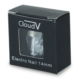 Cloud V Electro Replacement Nail Titanium Box