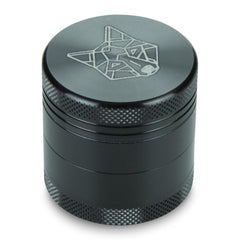 "4 Part 1.5"" Pocket Aluminium Grinder with Sifter"