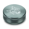 2 Part Medium Pocket Aluminium Grinder