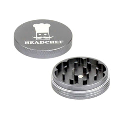 Hard-Anodized Grinder 2-Piece Gray Ireland