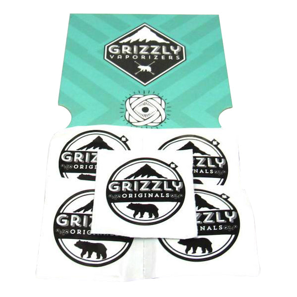 Grizzly Guru Cleaning Wipes Namaste Vapes IE
