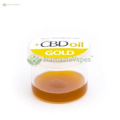 PlusCBD Oil Gold Concentrate