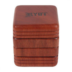 1905 All Wood Herb Grinder | From Ryot