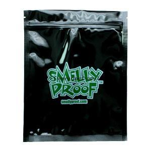 Smelly Proof Medium Black Baggie IE