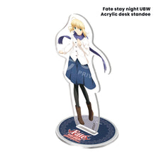 Fate stay night UBW Acrylic desk standee
