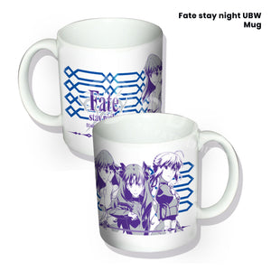 Fate stay night UBW Mug