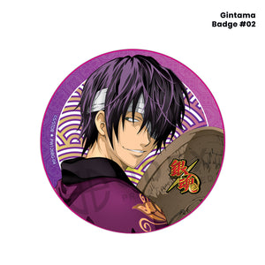 Gintama Badge