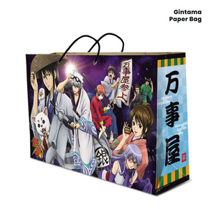 Gintama Paper Bag