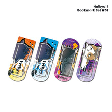 Haikyu!! Bookmark Set