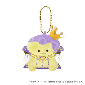 IDOLiSH7 King Purin x IDOLiSH7 Mascot Key Chain