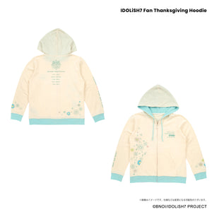 IDOLiSH7 Fan Thanksgiving Hoodie
