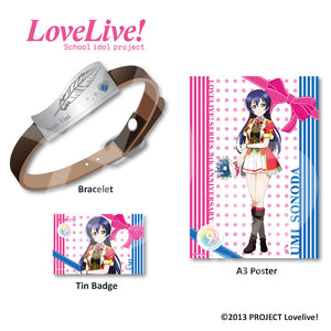 Love Live! Series 9th Anniversary Memorial Goods Matching Set (4th Batch)  メモリアルグッズ おそろいセット
