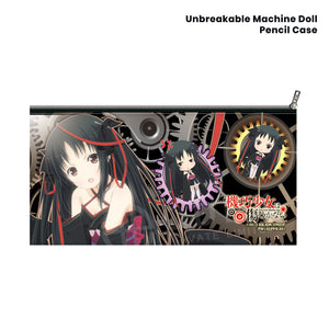 Unbreakable Machine Doll Pencil Case