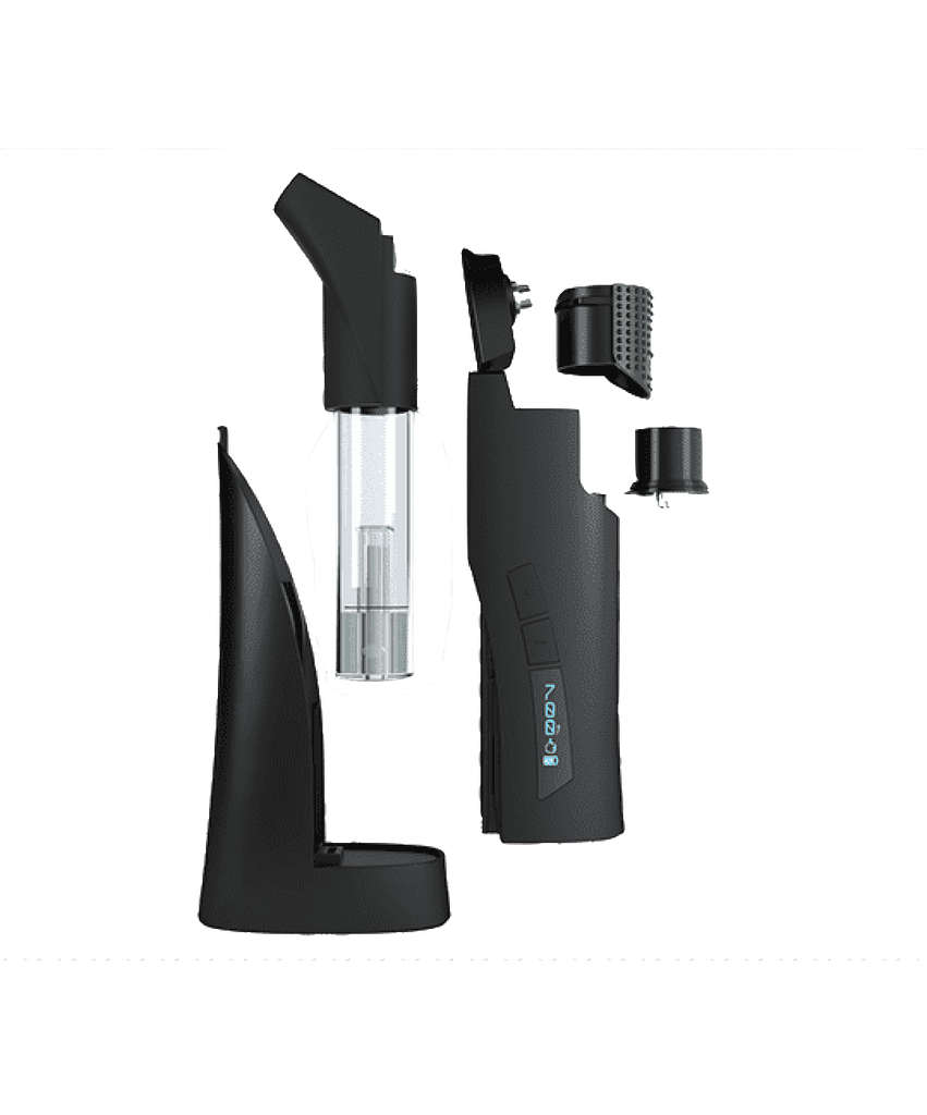 Grenco Science G Pen Roam Wax/Concentrate Vaporiser open view