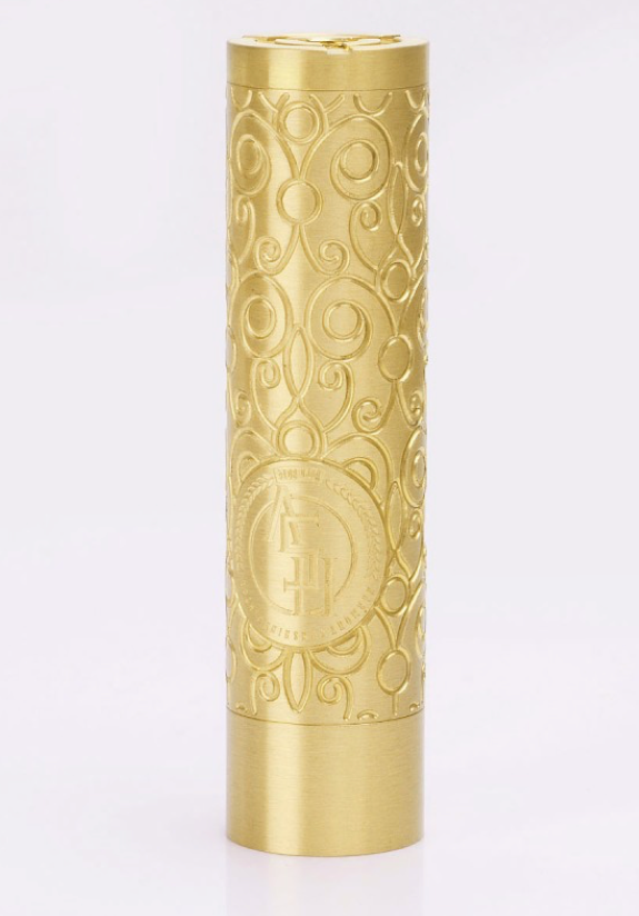 Asmodus Rose Finch Mechanical Mod Brass