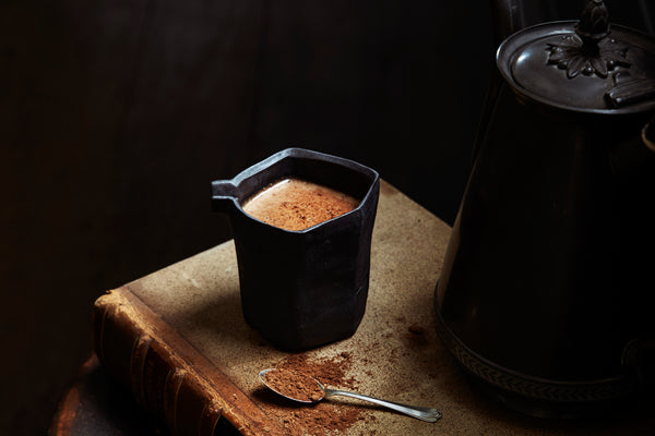 Atelier Botanica's Boozy Spiced Hot Chocolate