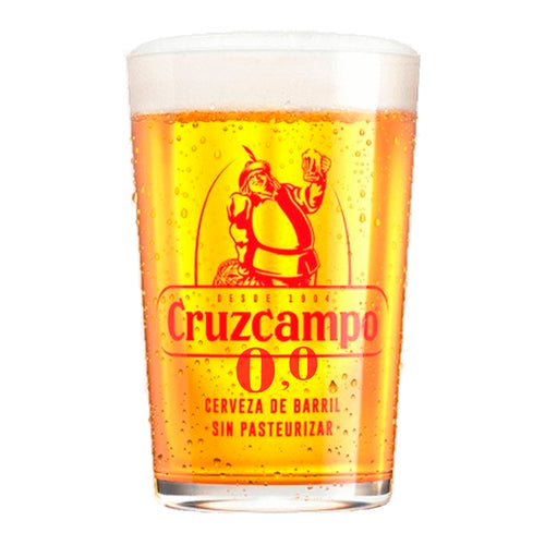 CRUZCAMPO 0,0 BARREL